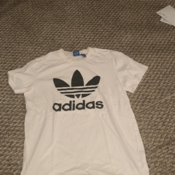 the latest ece4d fb345 adidas Other - Adidas White Tee